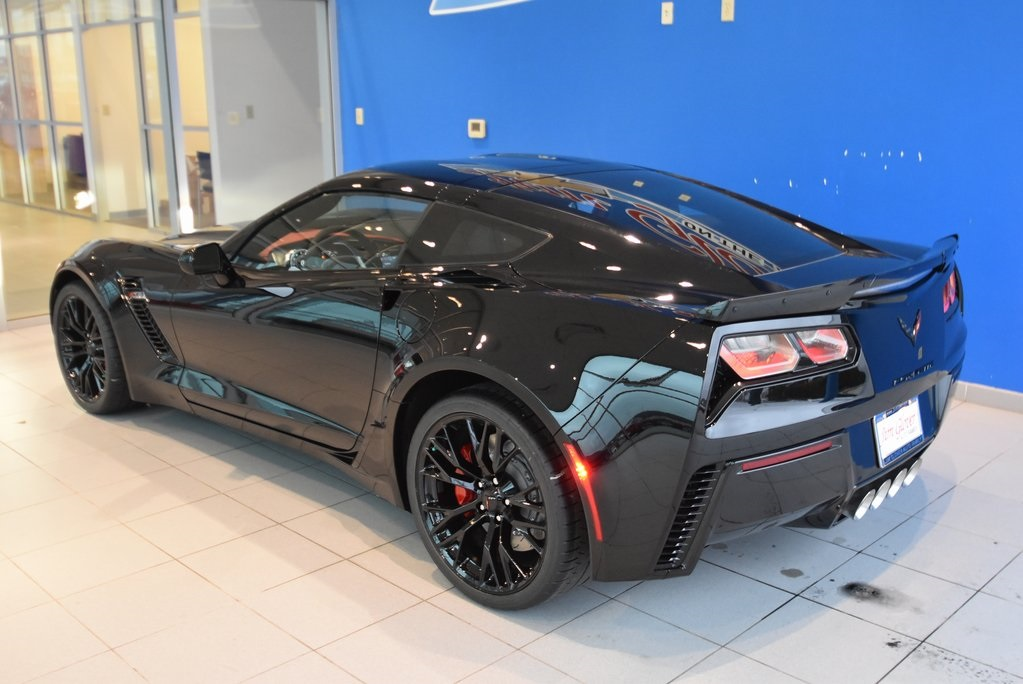 New 2019 Chevrolet Corvette Z06