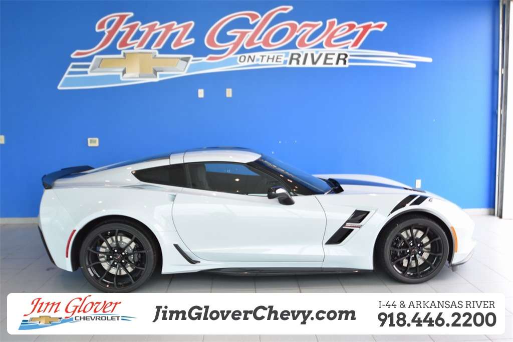 New 2019 Chevrolet Corvette Grand Sport