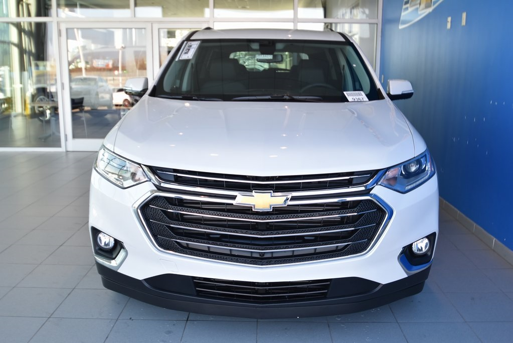 New 2019 Chevrolet Traverse 3LT