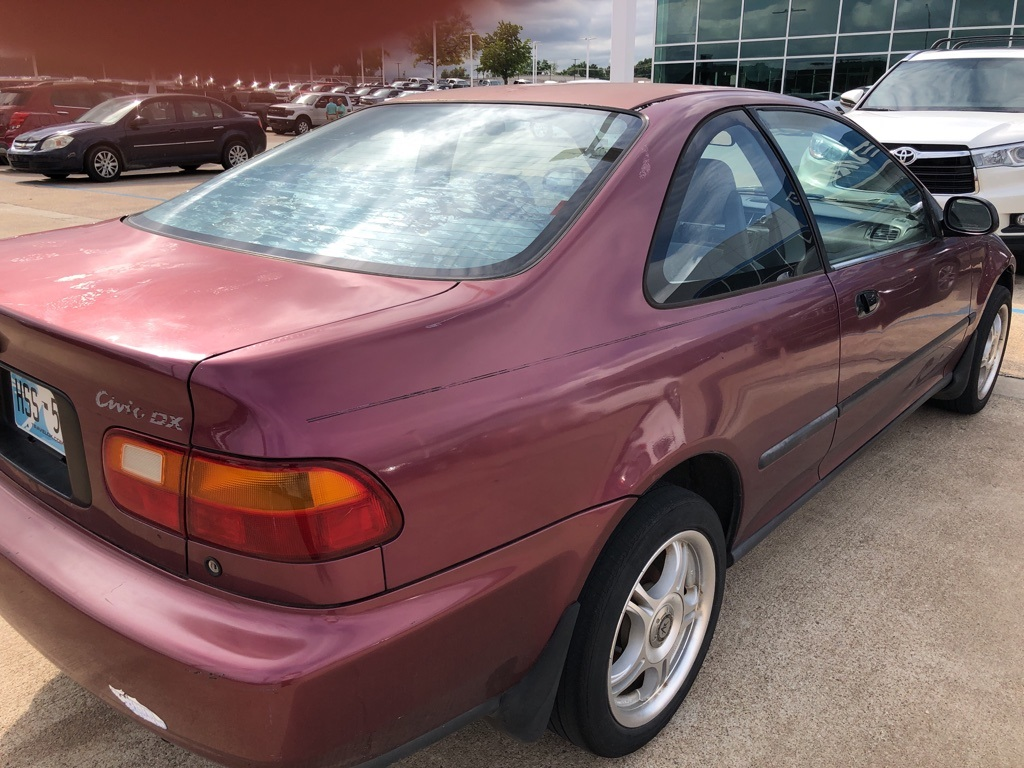 Pre-Owned 1993 Honda Civic DX