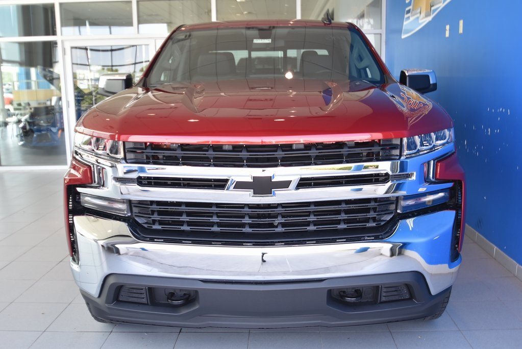 New 2019 Chevrolet Silverado 1500 LT
