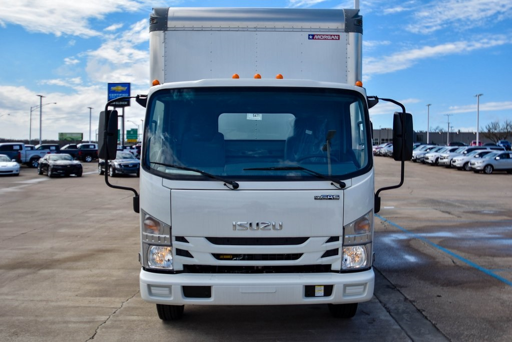 New 2019 Isuzu NPR HD Regular Cab