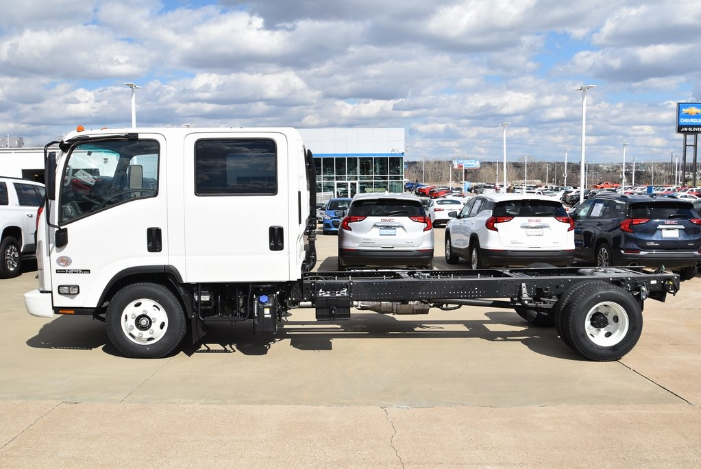 New 2019 Isuzu NPR HD