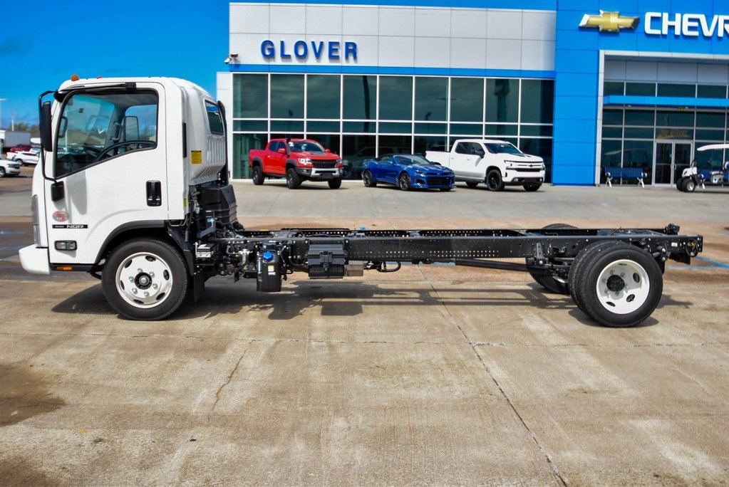 New 2020 Isuzu NQR Regular Cab