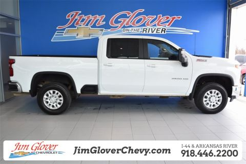Pre-Owned 2020 Chevrolet Silverado 2500HD LT