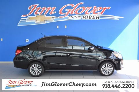 Pre-Owned 2019 Mitsubishi Mirage G4 SE